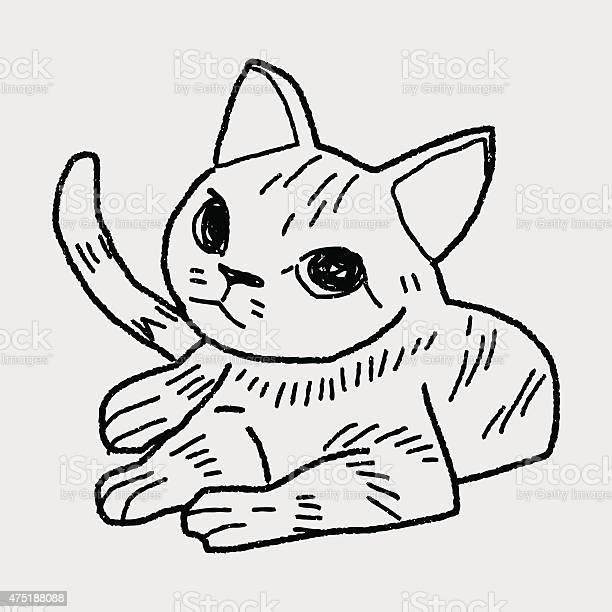 Cat doodle drawing vector id475188088?b=1&k=6&m=475188088&s=612x612&h=0bbcm4lsis4bdazhzr24sjcvg57i9ybhkagzp 5ztds=