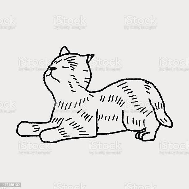Cat doodle drawing vector id475188102?b=1&k=6&m=475188102&s=612x612&h=6lfb mgx1cbbquus1euxivpwbxcoacwvz q5g5yyzra=