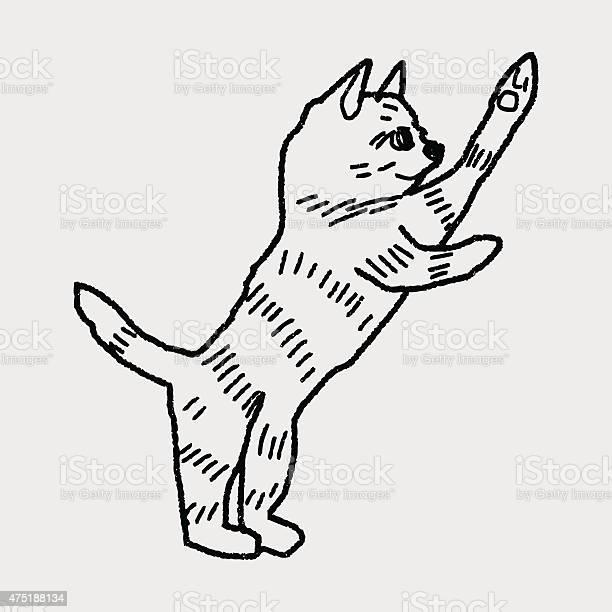 Cat doodle drawing vector id475188134?b=1&k=6&m=475188134&s=612x612&h=bzbhrnyqkekuxnarwi53o5yk6ehqgjkzu0qlkmx4tlg=