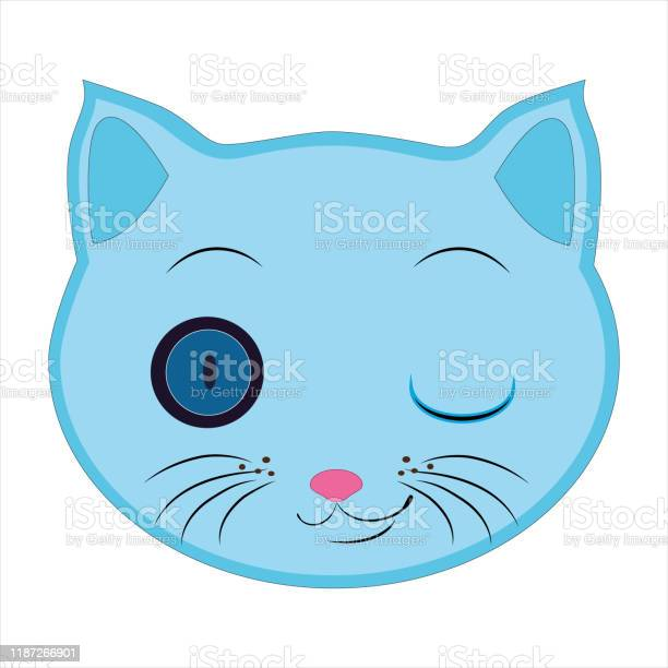 Cat emoji wink multicolored icon signs and symbols icon can be used vector id1187266901?b=1&k=6&m=1187266901&s=612x612&h=n0py7g3pl9uilnd44lvzv2 nyseh ppbmtoe1bthsnq=