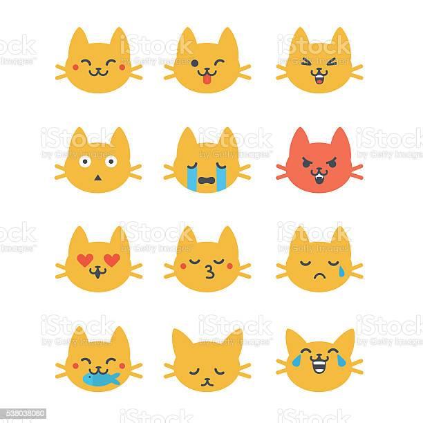 Cat emoticons vector id538038080?b=1&k=6&m=538038080&s=612x612&h=rp3jhdeamfy8hxiofc6bsj6lhuyg5 guvtstdugf5eu=