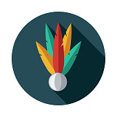 istock Cat Feather Toy Icon 1327158252