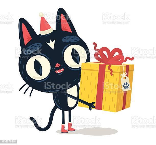Cat giving a gift vector id616878904?b=1&k=6&m=616878904&s=612x612&h=fvucvxttbhvsr1bggi2ym8bzssu6wdr4bpecq4whuvg=