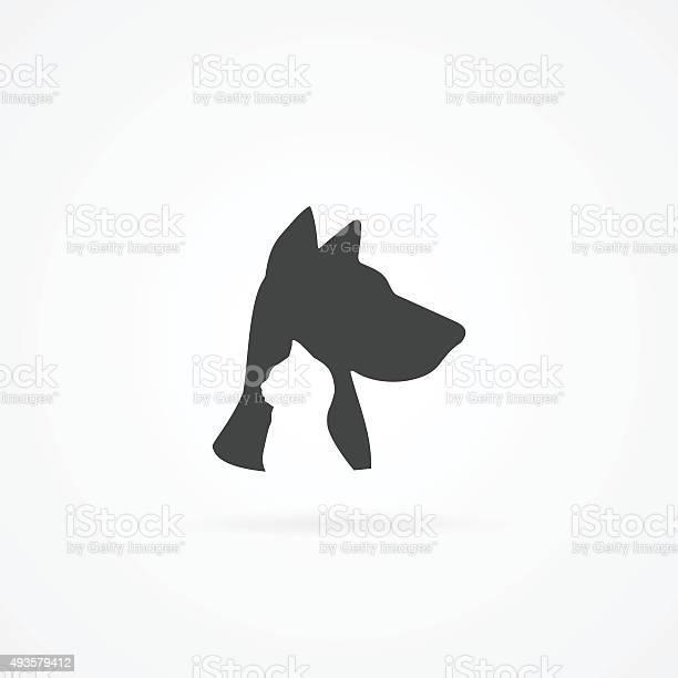 Cat head in dog head icon vector id493579412?b=1&k=6&m=493579412&s=612x612&h=fjrehgs9lfbnfo0pe7xbpupd4m7c7i5m7lfzcmxy qk=