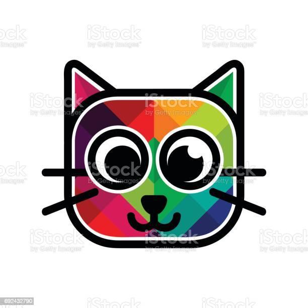 Cat icon vector id692432790?b=1&k=6&m=692432790&s=612x612&h=oe 3 iihvo1uvbtry8ualdvxyn9mc g dwfxvwf7pjo=