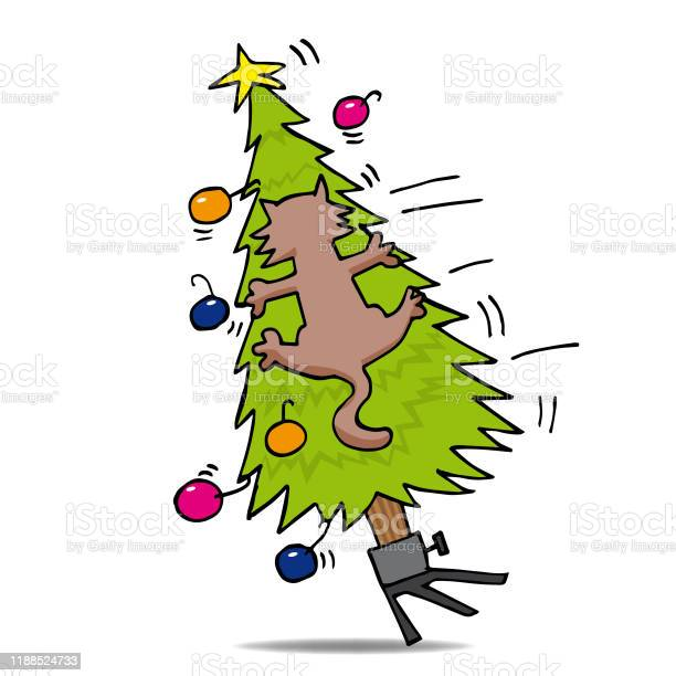 Cat in a christmas tree vector id1188524733?b=1&k=6&m=1188524733&s=612x612&h=puu8tdvwlb02lchwglahyki2sii hxdbtzkemfi s3i=
