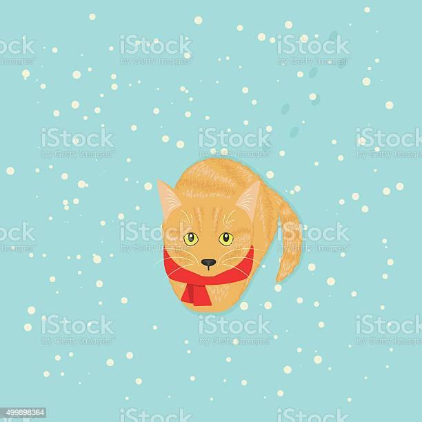 Cat in the snow vector id499898364?b=1&k=6&m=499898364&s=612x612&h=mbjnvvxbutq8rctiqic8gji0xsnrd6jkttjf2eo3ops=