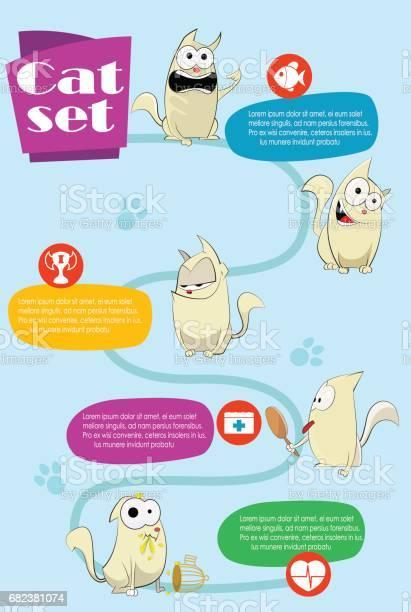 Cat infographics vector id682381074?b=1&k=6&m=682381074&s=612x612&h=ii09ywqcdxv6bjinb248a2jx  bxsgfsjbknkc3zipg=