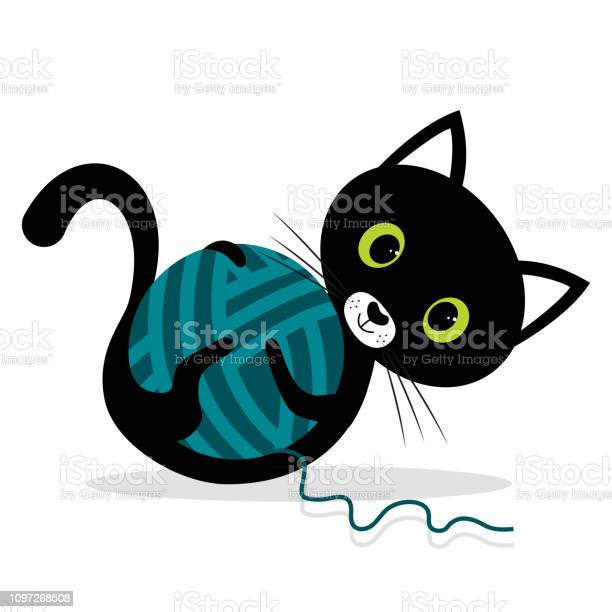 Cat is playing with wool ball vector id1097268508?b=1&k=6&m=1097268508&s=612x612&h=269yma4bksicjpxnenaioxqp3zcyncduhujawgc8kg4=