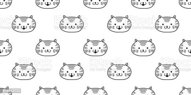 Cat kitten vector icon seamless pattern wallpaper background vector id819943220?b=1&k=6&m=819943220&s=612x612&h=8sd2dwrgzakfbxw6hugx1oq8zwjaun4yyl rrw8gu1s=