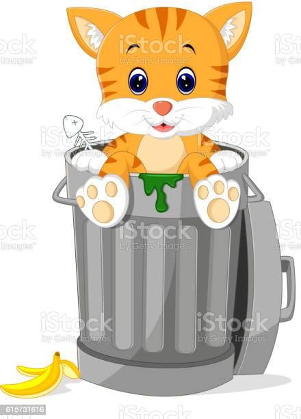 Cat looking out trash can vector id615731616?b=1&k=6&m=615731616&s=612x612&h=b4g8ye5t 73ojznfpq6qzsbytn8gmzbjtdnivmvxpi4=
