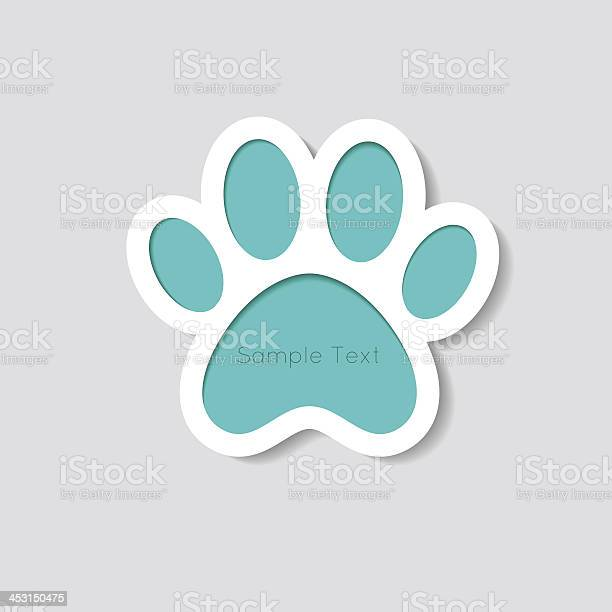 Cat paw banner vector illustration vector id453150475?b=1&k=6&m=453150475&s=612x612&h=twlleqm3os9btpwmk5jny8awew6pkeo93mvrz5ihh1i=