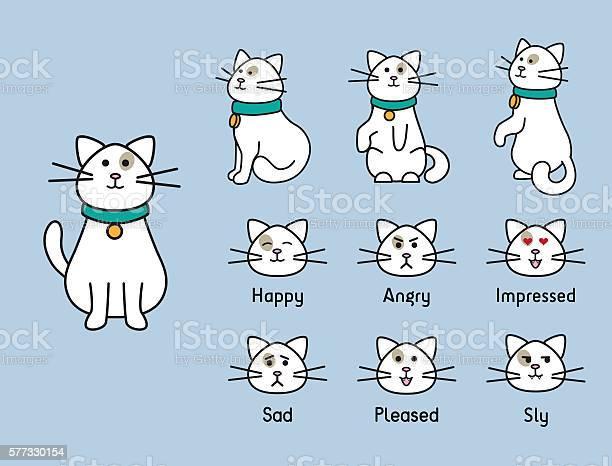 Cat personage vector id577330154?b=1&k=6&m=577330154&s=612x612&h=rzos7qyp3xcvxotj3s14 rc 9q0agehjfcbo2tgyum8=