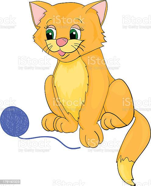 Cat playing cartoon with isolation on a white background vector id179192023?b=1&k=6&m=179192023&s=612x612&h=wtmznfdbpfcugdt5da9fd4boawelt2yvbxh3aiekn10=