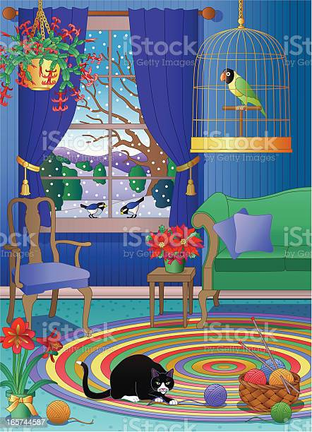 Cat playing with yarn in the living room vector id165744587?b=1&k=6&m=165744587&s=612x612&h=faxnpbijb8aybuxnvjodqgunthauxeb1nw2qgxyz8de=
