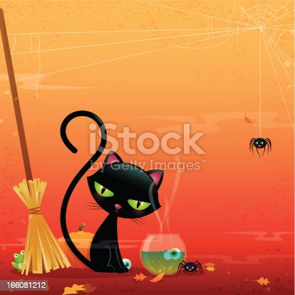 istock cat & potion 166081212