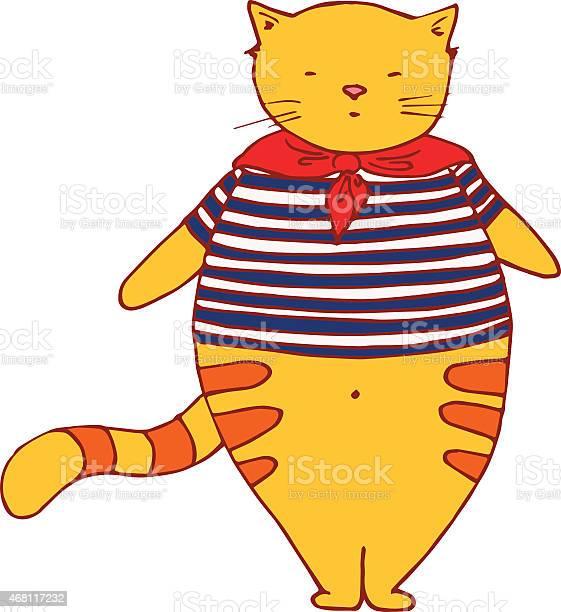 Cat sailor illustration vector id468117232?b=1&k=6&m=468117232&s=612x612&h= mevlr2hxe9dqdzi7d3jslibg2xy3fit6hdj8lw67im=