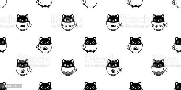 Cat seamless pattern kitten vector coffee cup calico breed scarf vector id1166496977?b=1&k=6&m=1166496977&s=612x612&h=aaad7ah5 v52g3rxzhbkrvzl73qbvk5ayu4srsg6jwa=