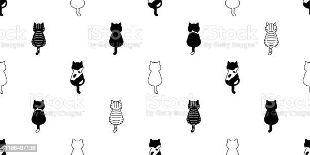 Cat seamless pattern vector kitten calico breed scarf isolated tile vector id1166497138?b=1&k=6&m=1166497138&s=612x612&h=tgeiwoy xzquzax5hpxu bqkvxj7atnmvoqjer1lc0o=