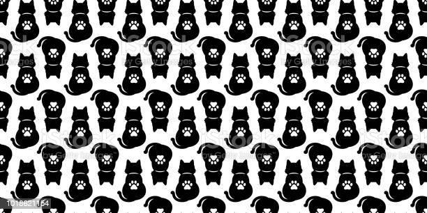 Cat seamless pattern vector paw halloween kitten calico cartoon tile vector id1018621154?b=1&k=6&m=1018621154&s=612x612&h=ffsmspsdt 1kwzqadqz267jp3p2on sgz jjmxdqjzm=