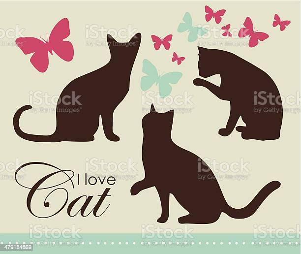 Cat silhouette vector id479184869?b=1&k=6&m=479184869&s=612x612&h=bufqna7wudrf l9jwecvx5qwrvnn uesgdzvojj5xmo=