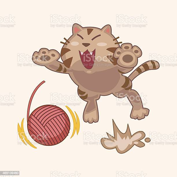 Cat theme elements vectoreps vector id469109480?b=1&k=6&m=469109480&s=612x612&h=rzugyhztdjjmukhuj3wvw8mmgkv44e4k0d89nz1azum=