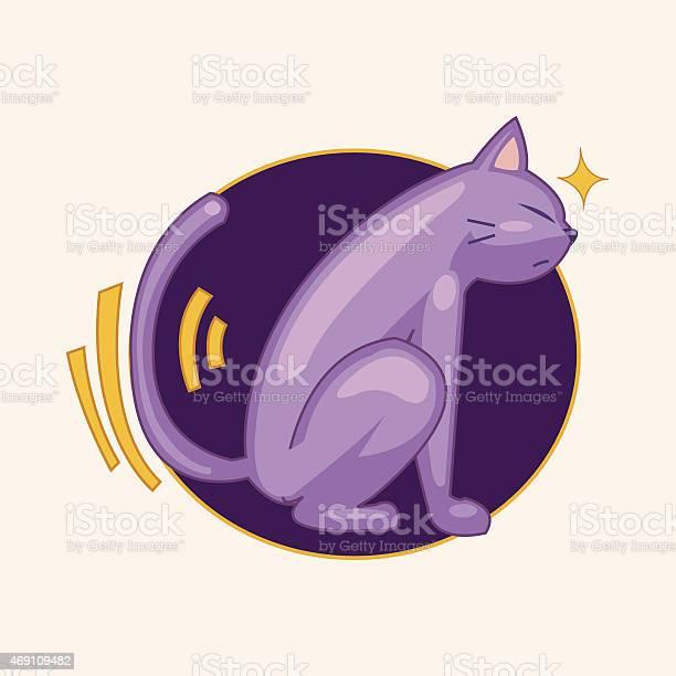 Cat theme elements vectoreps vector id469109482?b=1&k=6&m=469109482&s=612x612&h=83qnlhzmtkbsioagv36sr8lza8szti9lxrcuwoa jl4=
