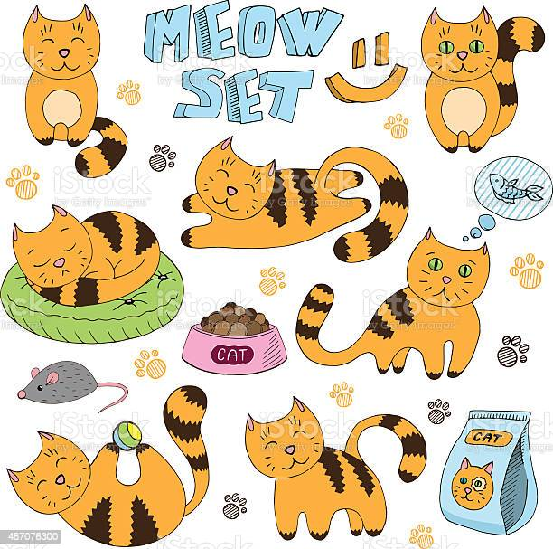 Cat vector collection in different poses cats food vector id487076300?b=1&k=6&m=487076300&s=612x612&h=nbxdtk6llaiwlkkkmx6fvd4ni 2qh2ts4zprfsppvky=