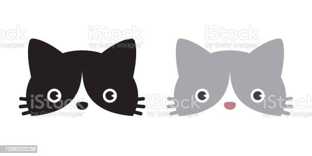 Cat vector head icon logo kitten calico cartoon character vector id1098203238?b=1&k=6&m=1098203238&s=612x612&h=jsnzjfgw67xlyebwjvfmmnl3e8vptgmkh 4xe6cznek=