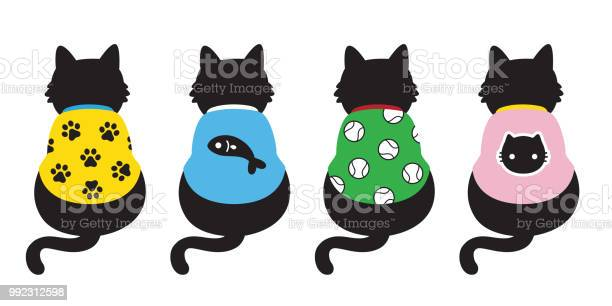 Cat vector icon logo kitten calico character cartoon illustration vector id992312598?b=1&k=6&m=992312598&s=612x612&h=yfeihe2qk0mj4zxfqujsyphzjaiskaq46jlf2noifsw=