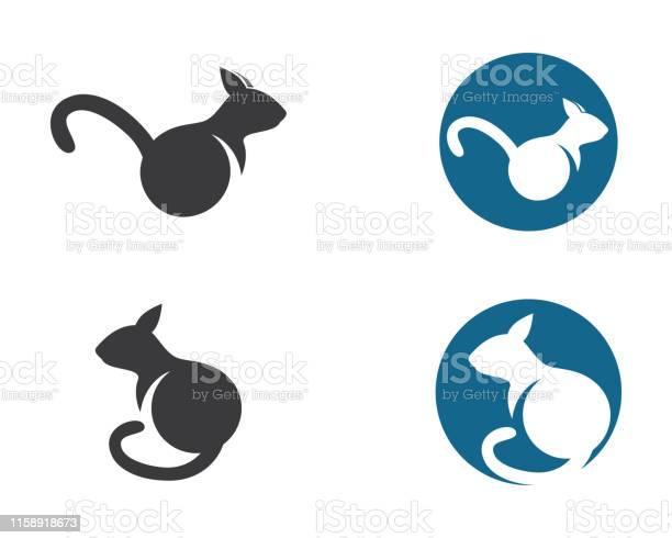 Cat vector icon vector id1158918673?b=1&k=6&m=1158918673&s=612x612&h=bhjnp27zkdcf2nvynsmsbsa jimf8d9umzqg pznazy=