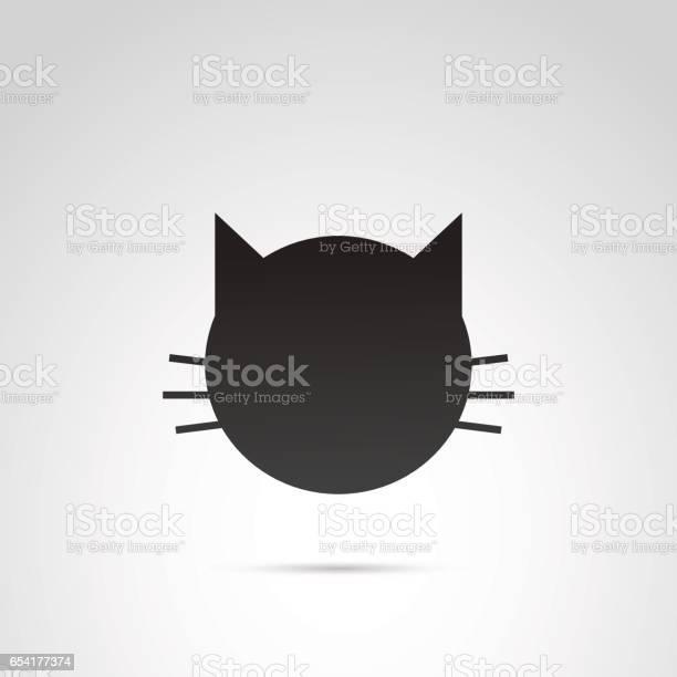 Cat vector icon vector id654177374?b=1&k=6&m=654177374&s=612x612&h=04rcd5ktqkxdx6ji9fv8aqzxnefiqaxvdkwoyedpvee=