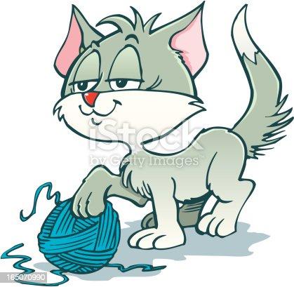 istock Cat 165070990