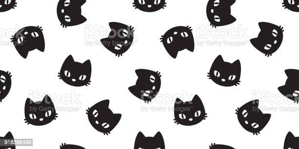Cat vector seamless pattern halloween isolated wallpaper background vector id918388496?b=1&k=6&m=918388496&s=612x612&h=lf8kvqpp 9szdujqkt 4vxizukuuq smv8at ut3fxa=