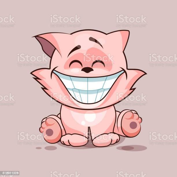 Cat with huge smile vector id518911028?b=1&k=6&m=518911028&s=612x612&h=y9adgzgk8vhxnijh7f0dtev14ixz hn6aoceemwrm7o=