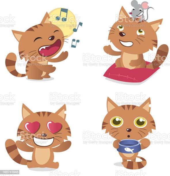 Cat with singing kitten mouse and tomcat in love pussycat vector id165741645?b=1&k=6&m=165741645&s=612x612&h=clotkaa31pwcx3rgu6n2ybsul9qrkxkcfbu5ndr8plc=
