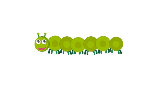 Caterpillar Icon