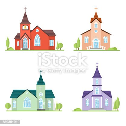 istock Catholic Church landscape 859354942