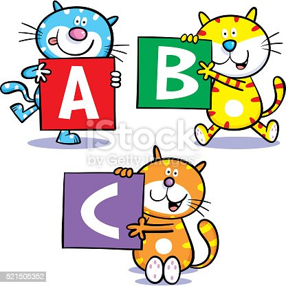 istock Cats ABC 521505352