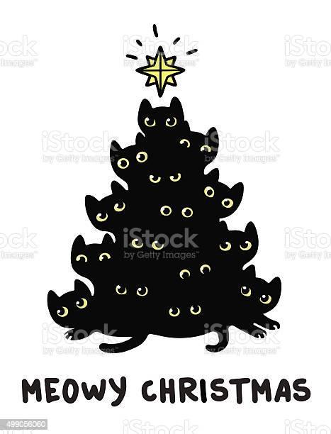 Cats christmas tree vector id499056060?b=1&k=6&m=499056060&s=612x612&h=4cbewa6fhbmeguwesm tjiion2cst3aofcqvwo7fj7k=