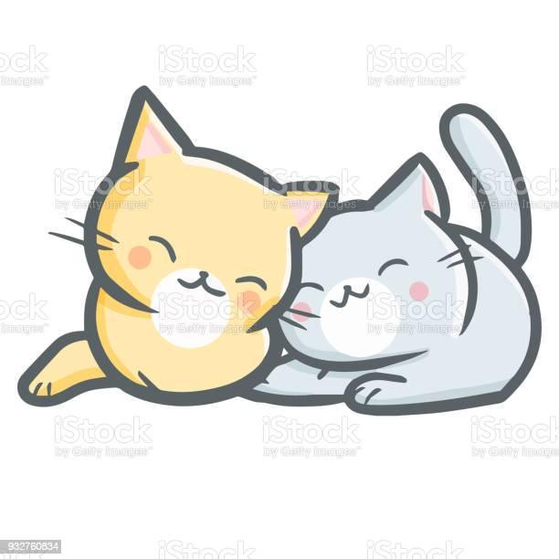 Cats close together vector id932760834?b=1&k=6&m=932760834&s=612x612&h=vxjl4wkwcgt gu j2ft gekc48ktzwmnzgyicoytqcu=