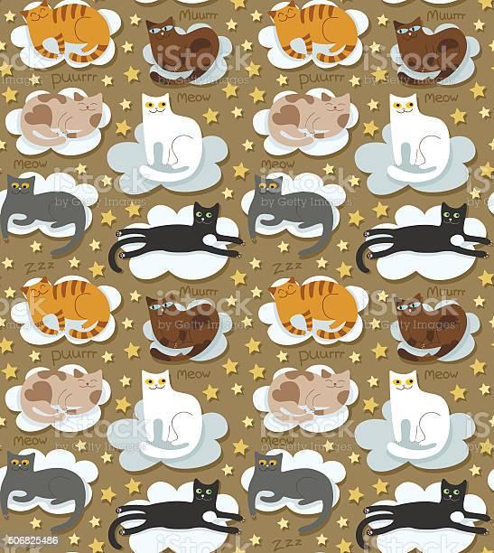 Cats seamless funny background vector id506825486?b=1&k=6&m=506825486&s=612x612&h=y7atxtldomtre6ppunh1otjxl56etz8xgxtdfk6k 6w=