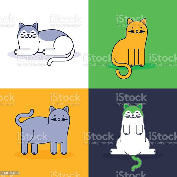 Cats vector id603180610?b=1&k=6&m=603180610&s=612x612&h=lgawy plsqjowski lfc6ntjdoalaz htbbgvsvw8si=