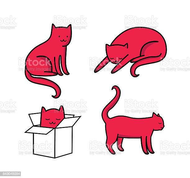 Cats vector illustration set vector id543045034?b=1&k=6&m=543045034&s=612x612&h=bqpfp63qs84sxv7oywm1h64d1hvrq1czqsqm j22hfu=