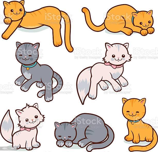 Cats vector set vector id485223968?b=1&k=6&m=485223968&s=612x612&h=tcgz9bu xx iplt imj3divnr0uhncis3gbs6ywa ng=