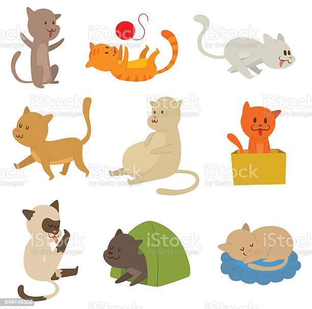 Cats vector set vector id546446308?b=1&k=6&m=546446308&s=612x612&h= xuzff1gp4y4tlmk6nfofew042uuej6h89ieydr7pzg=
