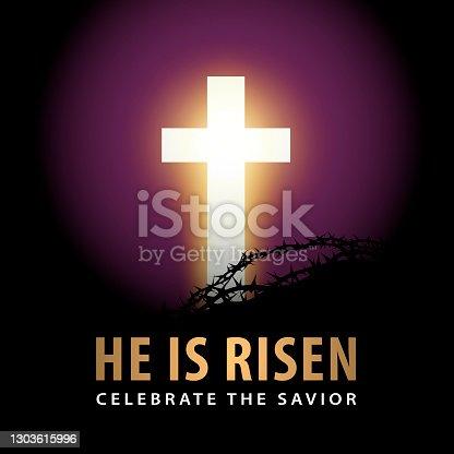 istock Celebrate the Risen Savior 1303615996