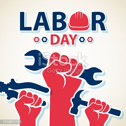 istock Celebrating Labor Day 1212511701