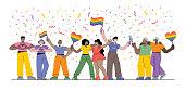 istock Celebrating Pride 1250482274