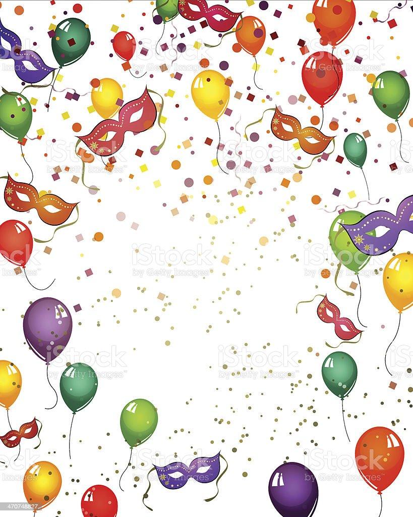 Celebration card royalty-free stock vector art